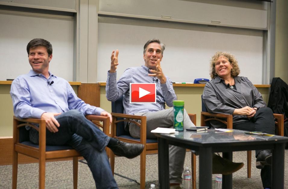 The Sharing Economy – UC Berkeley Forum