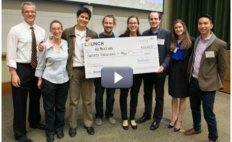 16th Annual UC Berkeley Startup Competition Finals