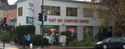 AVC Video is Now Above the East Bay Computer Center